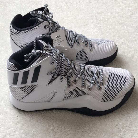 fd41e9073 Men s Adidas Crazy Bounce Basketball Shoes Sz 9